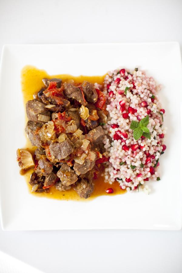 Pomegranate And Date Lamb Tagine Recipes — Dishmaps